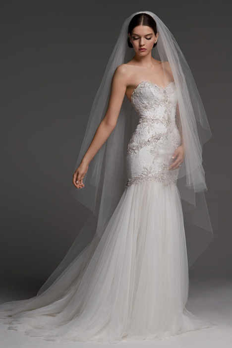 Monaco gown from the 2018 Watters Brides collection, as seen on dressfinder.ca