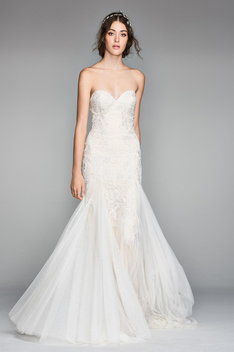 Lian gown from the 2018 Watters: Willowby collection, as seen on dressfinder.ca