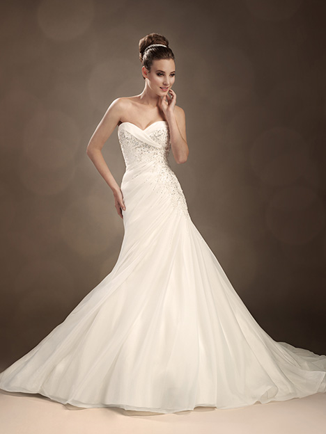 Octavia (Y11303) gown from the 2013 Sophia Tolli collection, as seen on dressfinder.ca