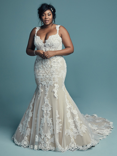 Abbie Lynette (Curve) gown from the 2018 Maggie Sottero collection, as seen on dressfinder.ca