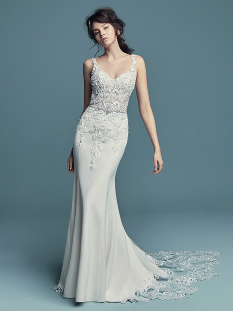 Alaina gown from the 2018 Maggie Sottero collection, as seen on dressfinder.ca
