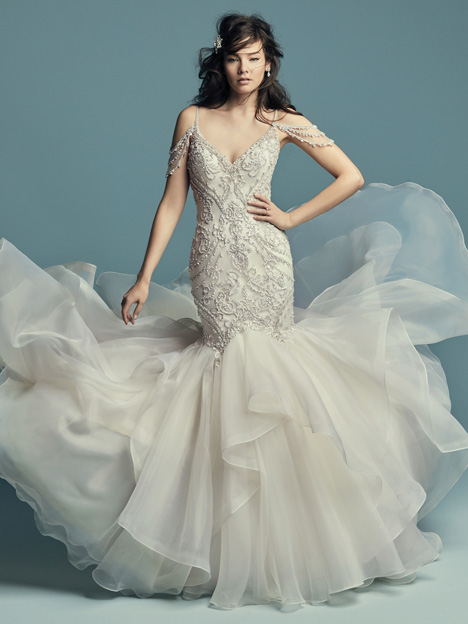 Brinkley gown from the 2018 Maggie Sottero collection, as seen on dressfinder.ca