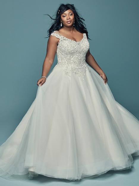 Eden Curve Wedding Dress By Maggie Sottero Dressfinder