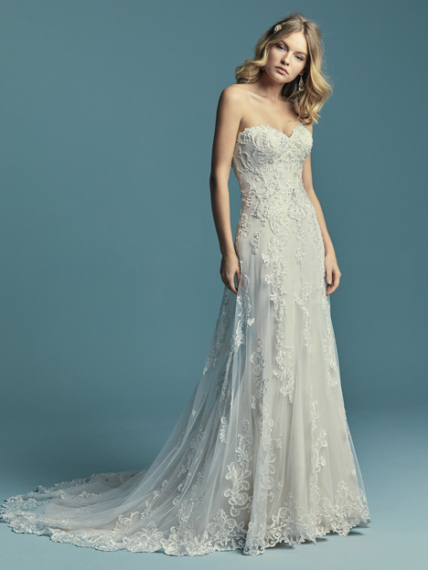 Indiana gown from the 2018 Maggie Sottero collection, as seen on dressfinder.ca