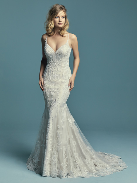 Jolynn gown from the 2018 Maggie Sottero collection, as seen on dressfinder.ca