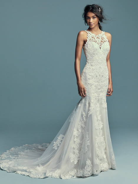 Kendall gown from the 2018 Maggie Sottero collection, as seen on dressfinder.ca