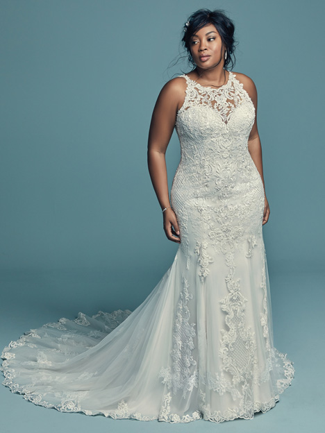 Kendall Lynette + gown from the 2018 Maggie Sottero collection, as seen on dressfinder.ca