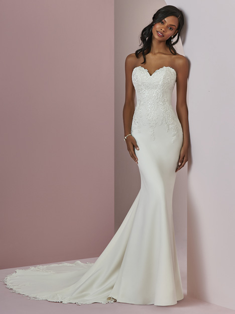 Billie gown from the 2018 Rebecca Ingram collection, as seen on dressfinder.ca