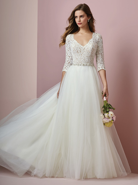 Scarlett gown from the 2018 Rebecca Ingram collection, as seen on dressfinder.ca