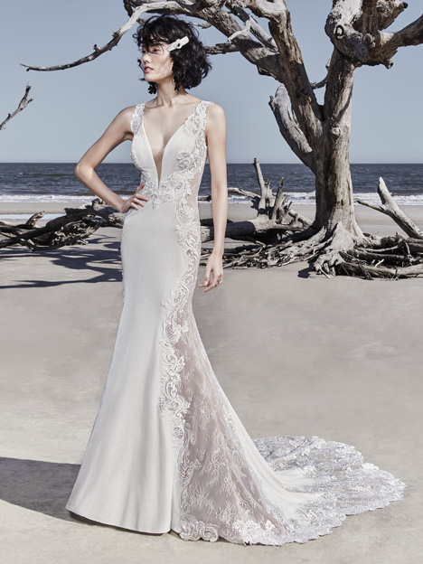 Bradford gown from the 2018 Sottero and Midgley collection, as seen on dressfinder.ca