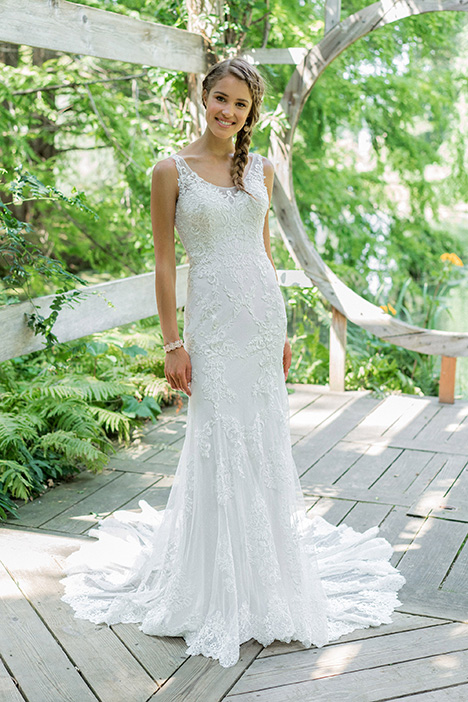 66004 gown from the 2018 Lillian West collection, as seen on dressfinder.ca