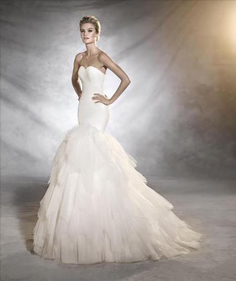 Bigonia Lazaro Bridesmaid Dresses