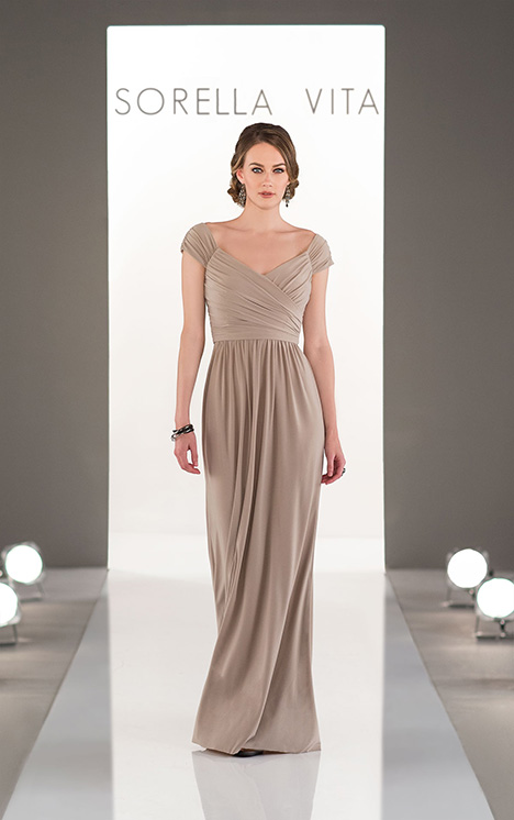#8968 gown from the 2017 Sorella Vita collection, as seen on dressfinder.ca