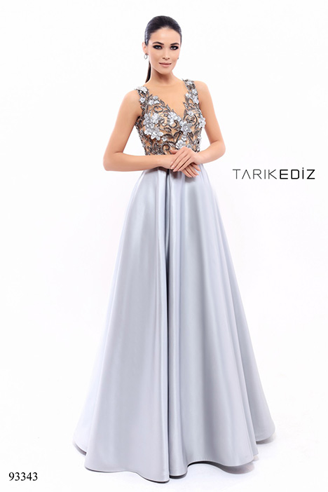 93343 (2) gown from the 2018 Tarik Ediz: Evening Dress collection, as seen on dressfinder.ca