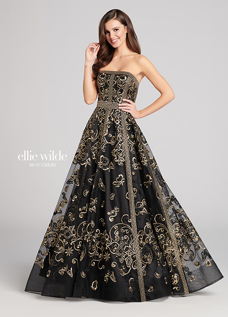 EW21817 gown from the 2018 Ellie Wilde collection, as seen on dressfinder.ca