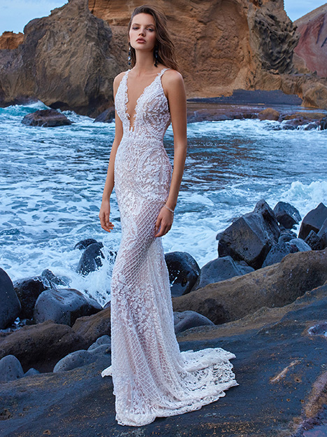GALA-1009 gown from the 2018 GALA by Galia Lahav collection, as seen on dressfinder.ca