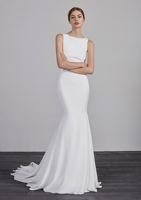 ENOL Wedding Dress by Pronovias | The Dressfinder