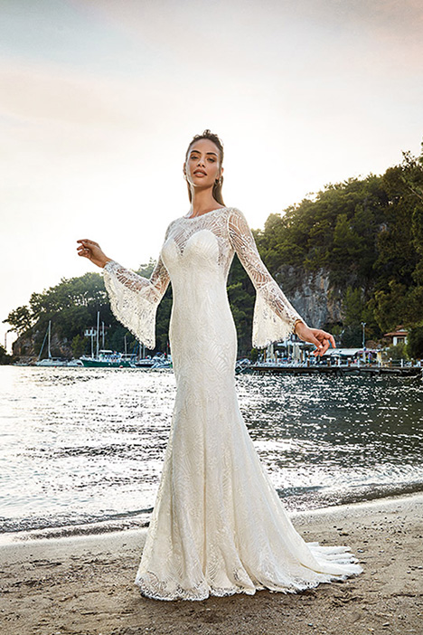 Calista Dr1907 Wedding Dress By Eddy K Dreams Dressfinder