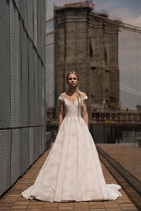 West (91910) Wedding Dress by Alyne | The