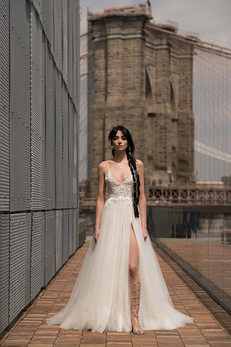 Golda (91912) gown from the 2019 Alyne collection, as seen on dressfinder.ca