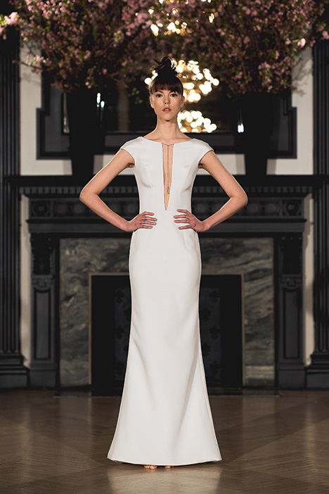 d89439710a3 Emma gown from the 2019 Ines Di Santo collection