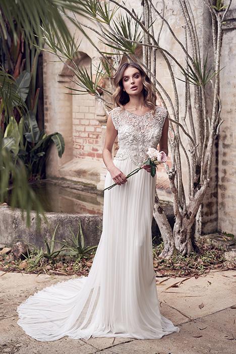 Aria Silk Tulle Wedding Dress By Anna Campbell Dressfinder