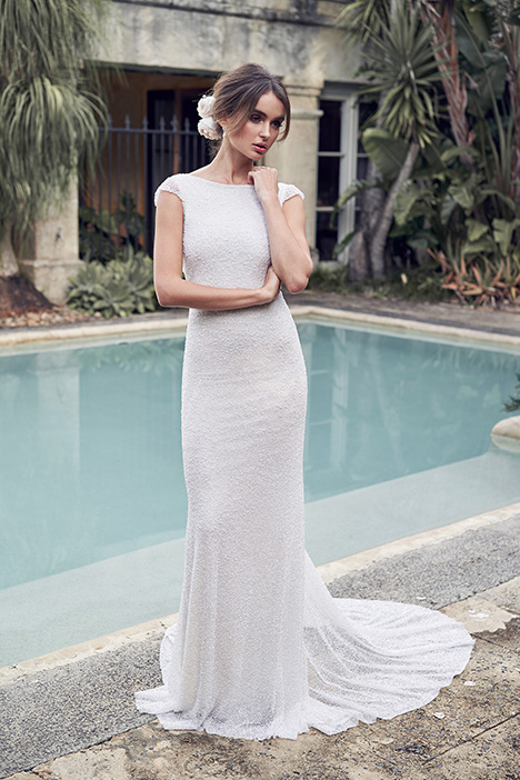 Blair Wedding Dress By Anna Campbell Dressfinder