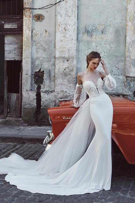 LA8229 gown from the 2018 L'Amour by Calla Blanche collection, as seen on dressfinder.ca
