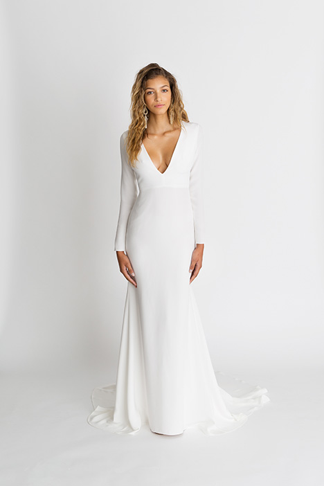 d383ed23dcb8 Celine gown from the 2018 Alexandra Grecco collection, as seen on  dressfinder.ca