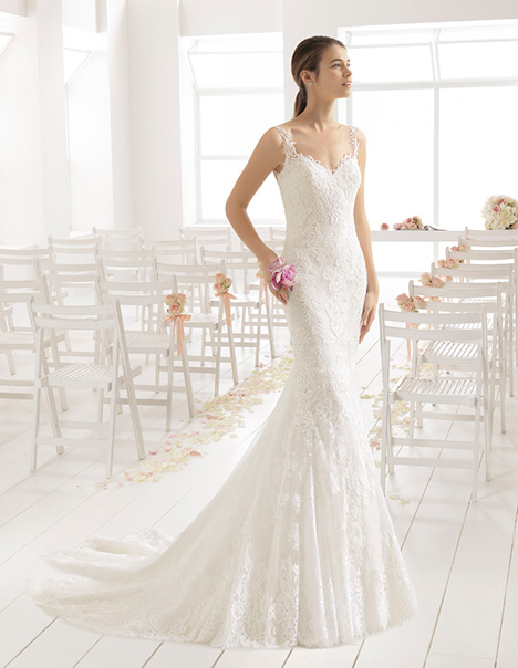 CABRIOLE gown from the 2018 Aire Barcelona Bridal collection, as seen on dressfinder.ca