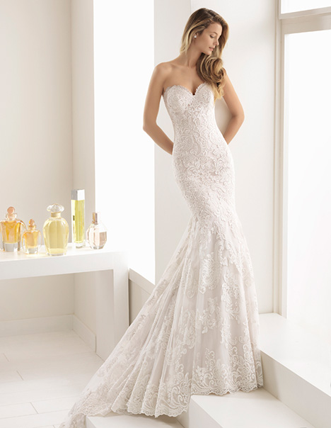 BALLEY gown from the 2018 Aire Barcelona Bridal collection, as seen on dressfinder.ca