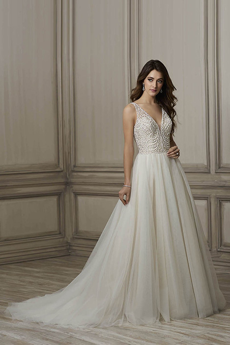 Brooke Wedding Dress By Adrianna Papell The Dressfinder Canada