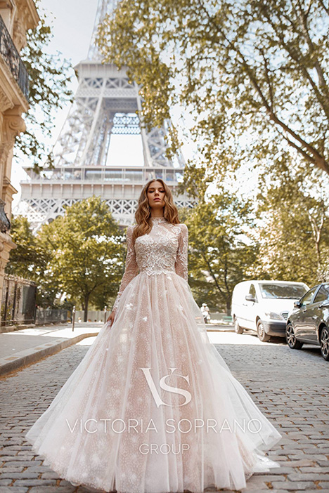 Dior Wedding Dress By Victoria Soprano Dressfinder