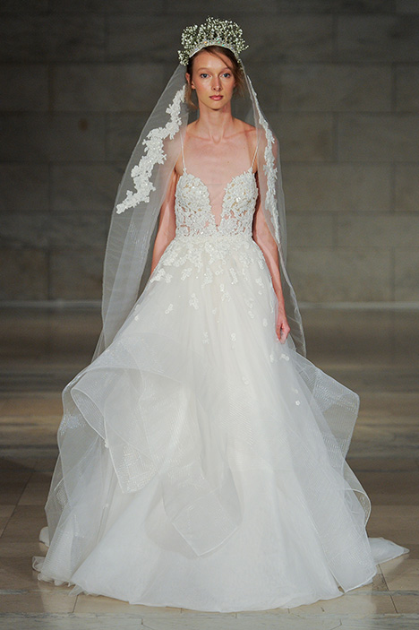 Serendipity gown from the 2018 Reem Acra collection, as seen on dressfinder.ca