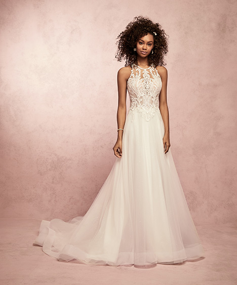 Ardelle2 gown from the 2019 Rebecca Ingram collection, as seen on dressfinder.ca