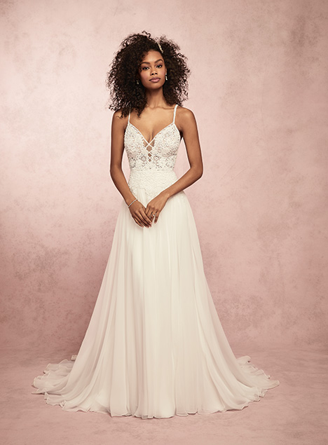 Seraphina gown from the 2019 Rebecca Ingram collection, as seen on dressfinder.ca