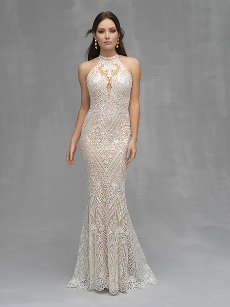 C525 gown from the 2019 Allure Couture collection, as seen on dressfinder.ca