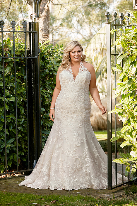 Y11942 + gown from the 2019 Sophia Tolli collection, as seen on dressfinder.ca