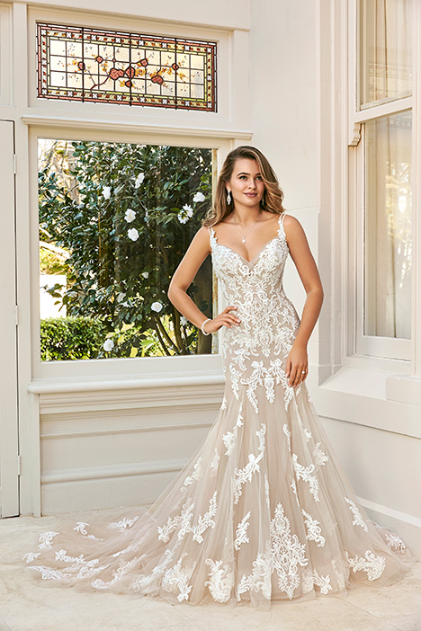 Y11957A gown from the 2019 Sophia Tolli collection, as seen on dressfinder.ca