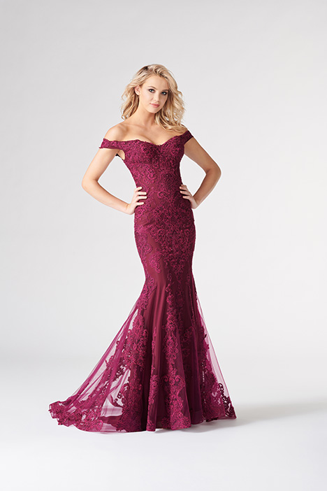 35df8fc4769 CL19814 gown from the 2019 Colette by Mon Cheri collection