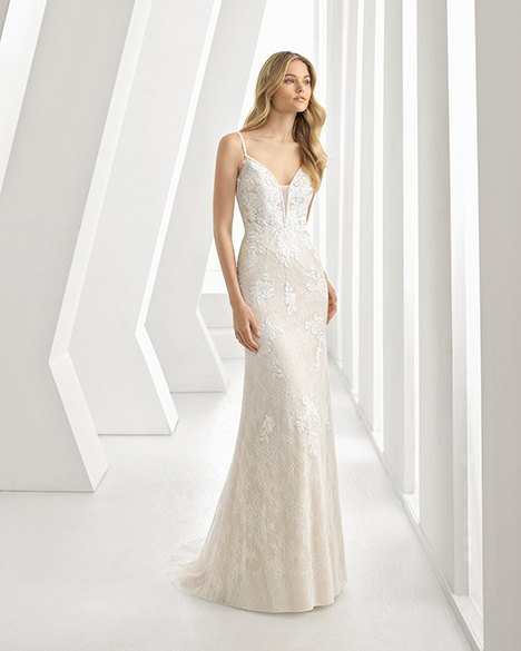 DIVA (3A282) (2) gown from the 2019 Rosa Clara collection, as seen on dressfinder.ca