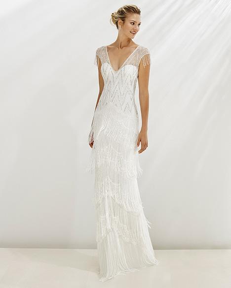 Beach Wedding Dresses.Gaela Wedding Dress By Aire Barcelona Beach Wedding Dressfinder