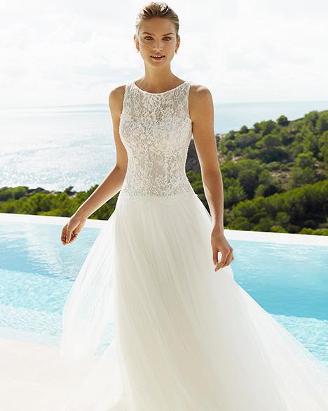 Gigi Wedding Dress By Aire Barcelona Beach Wedding Dressfinder