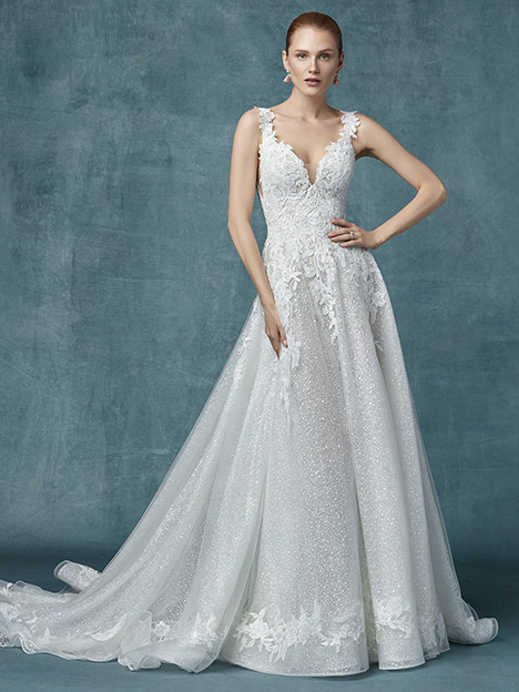 Carmella Jane gown from the 2019 Maggie Sottero collection, as seen on dressfinder.ca