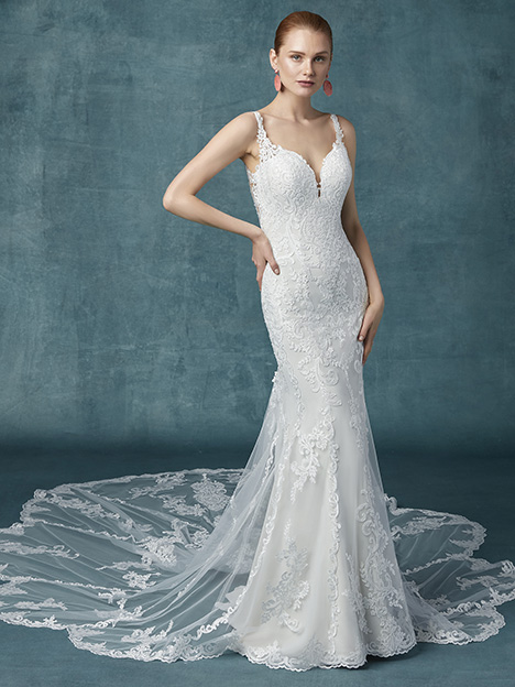 Cyrus gown from the 2019 Maggie Sottero collection, as seen on dressfinder.ca