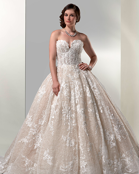 0811e789cc2c VE8413N gown from the 2019 Venus Bridal collection, as seen on  dressfinder.ca
