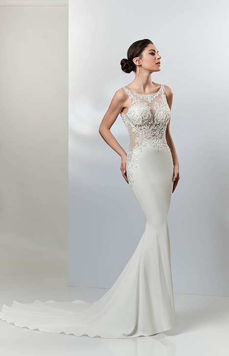 1e79a0d8c24 PA9317 gown from the 2019 Venus Bridal  Pallas Athena collection