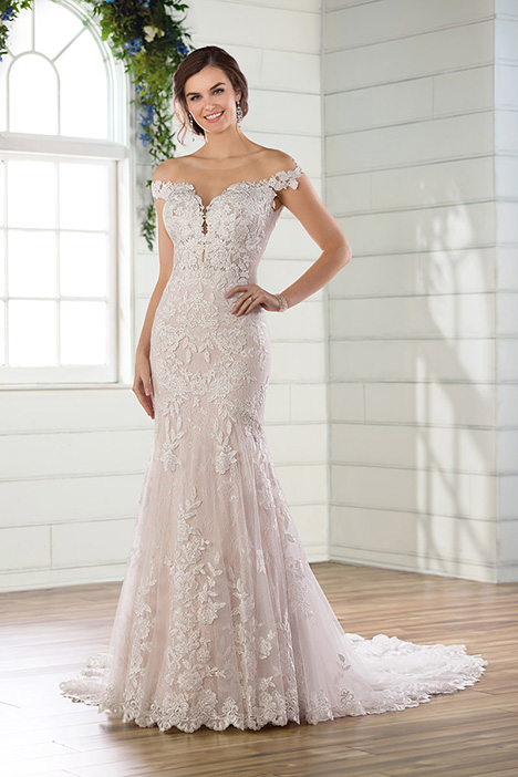 D2641 Wedding Dress By Essense Of Australia The