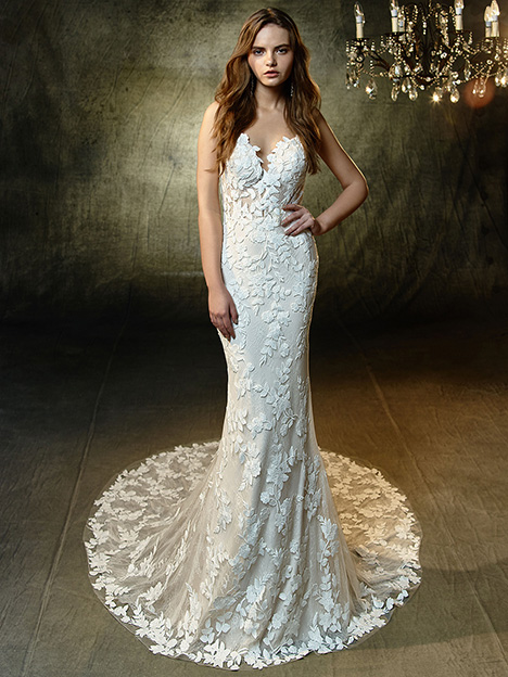 Lesley Wedding Dress by Blue by Enzoani |