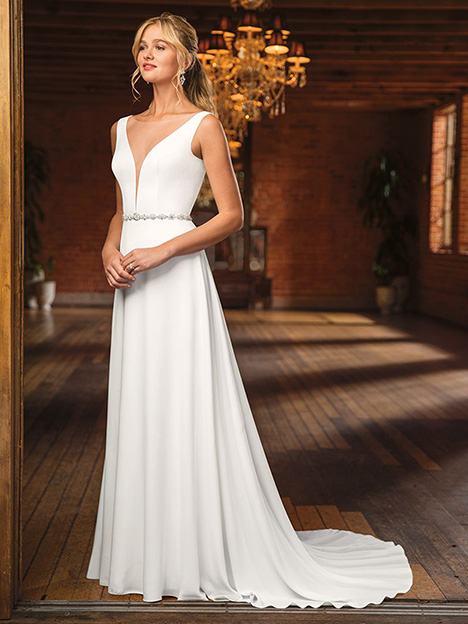 53166896a81 Emma gown from the 2019 Beloved By Casablanca collection